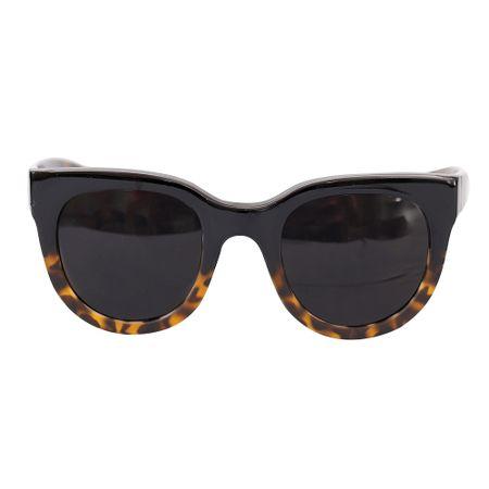 Óculos Quadrado Gatinho Preto