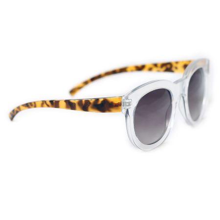 Óculos Transparente Quadrado