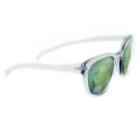 Óculos Unissex Transparente