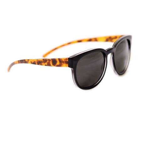 Óculos Unissex Preto Haste Tartaruga
