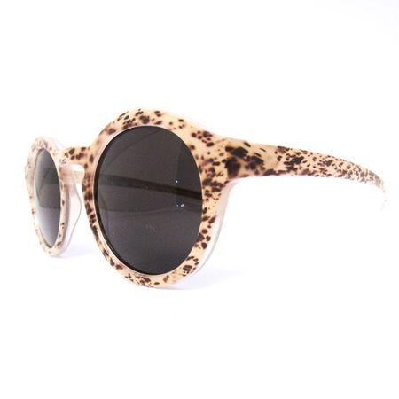 Óculos R Pequeno Mármore