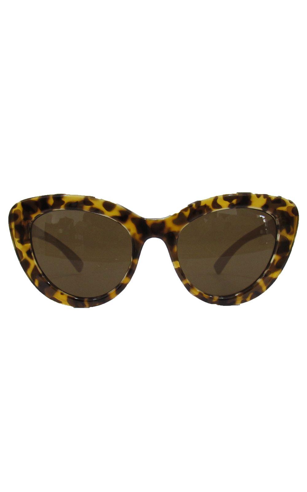 8f0a32b986038 Óculos Gatinho Grande Tartaruga. undefined