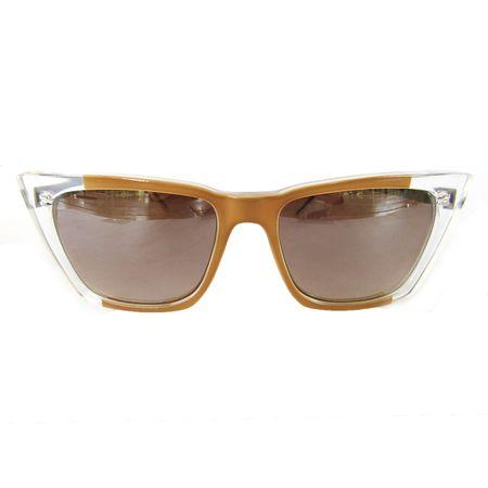 Óculos De Sol Cat Nude