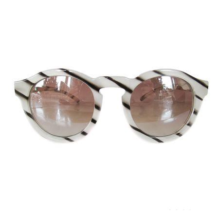 32aa24af34d9c Óculos Redondo Médio Style Lente Prata