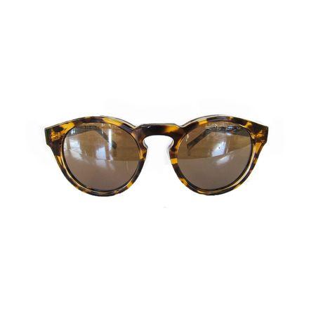 Óculos Kids Redondo Tartaruga
