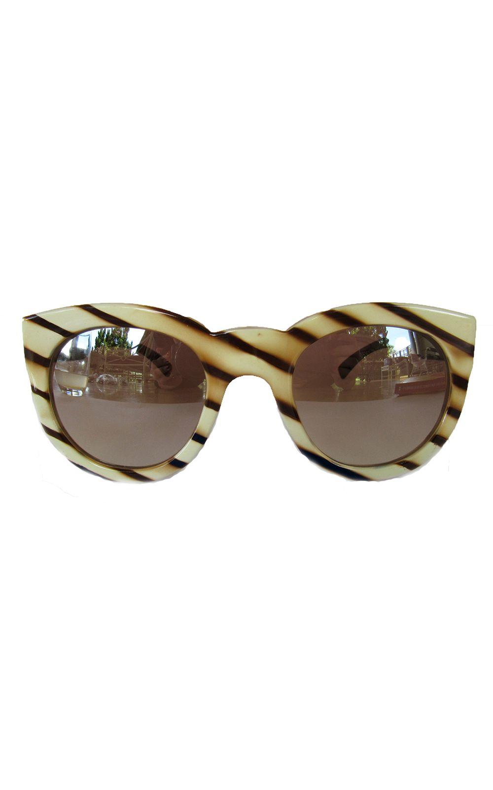 1036cca09 Óculos Quadrado Style Marfim Espelhado. undefined