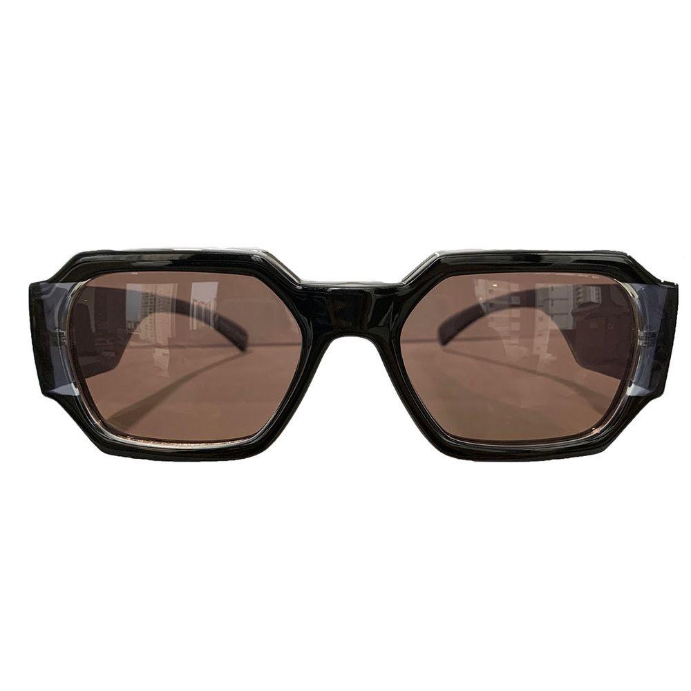 Óculos Retangular Verde Espelhado - acbrazil