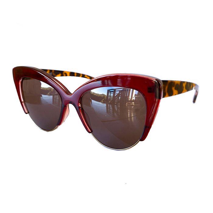 oculos-de-sol-gatinho-vermelho