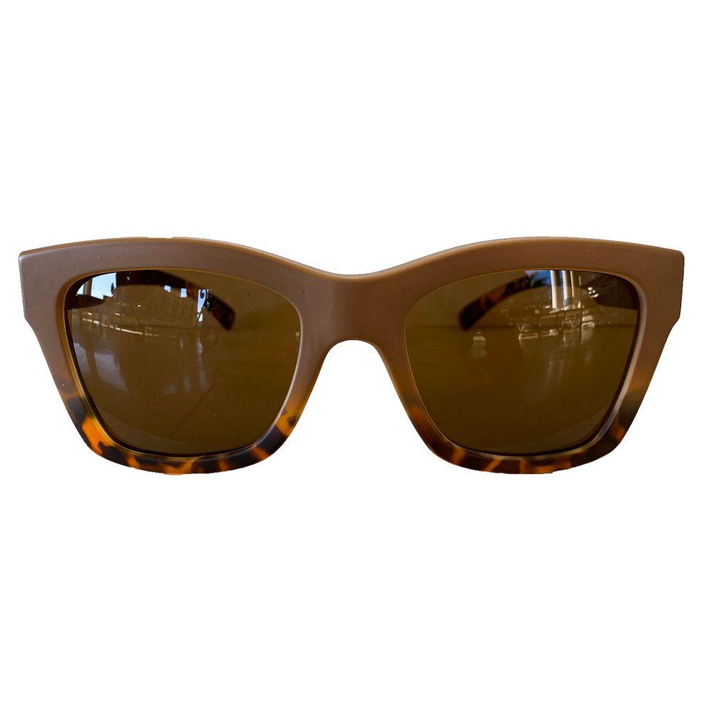 Óculos Nude e Tartaruga Lente Castanha - acbrazil