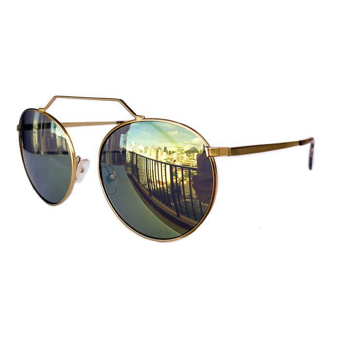 oculos-metal-dourado-lente-verde