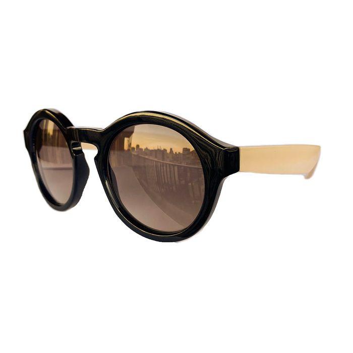 oculos-redondo-preto-espelhado